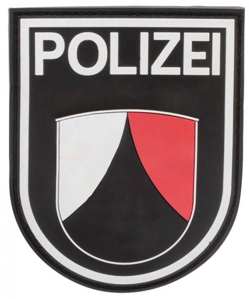 3D Ärmelabzeichen Polizei Rheinland Pfalz