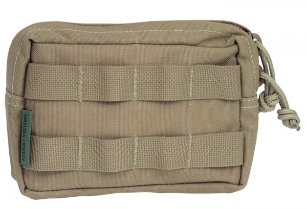 Warrior Small Horizontal Pouch Coyote