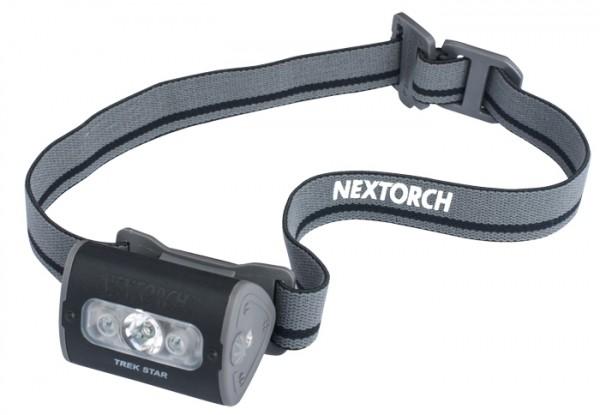 Nextorch Stirnlampe Trek Star 220 Lumen Schwarz