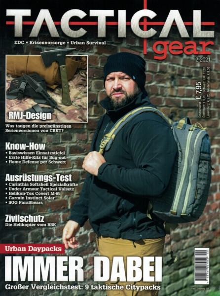 Tactical Gear Magazin 2-2021