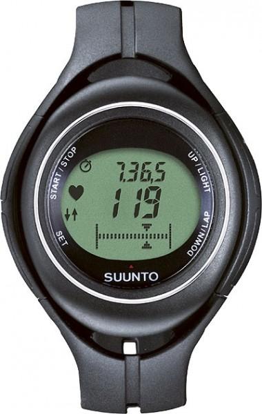 Suunto Uhr X3HR Schwarzes Kunststoffgehäuse