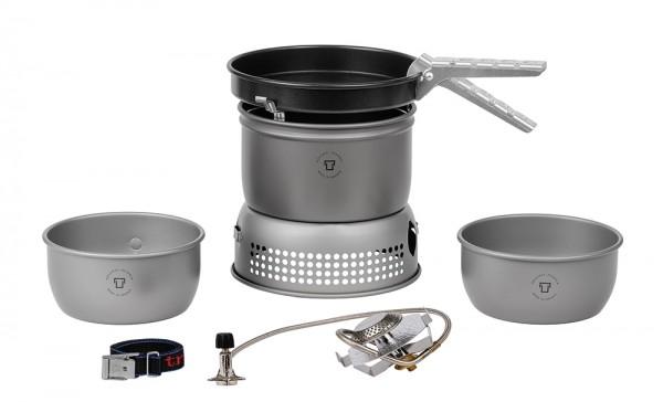 Trangia Sturmkocher Set 27-3 HA/GB Gasbrenner