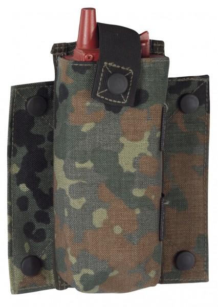 BW KSK Funkgerätetasche Gen.2 Flecktarn Gebraucht