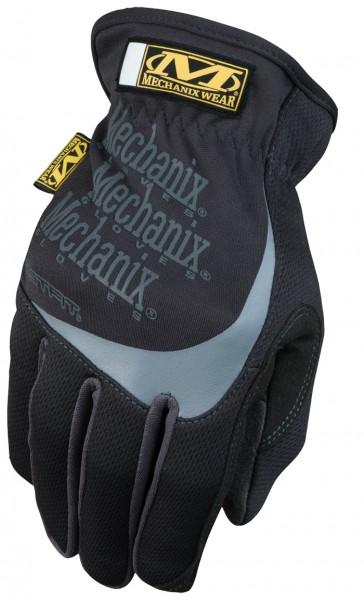 Handschuhe Mechanix Fastfit Schwarz/Grau