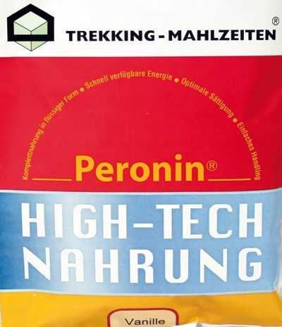 Trekking Mahlzeit Peronin Vanille 100 g