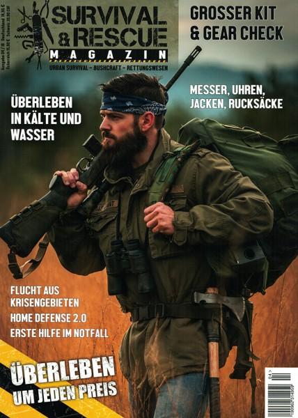 Survival & Rescue Magazin - Ausgabe 04/2018