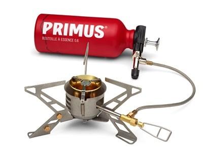 Primus Kocher OmniLite Ti mit Brennstofflasche