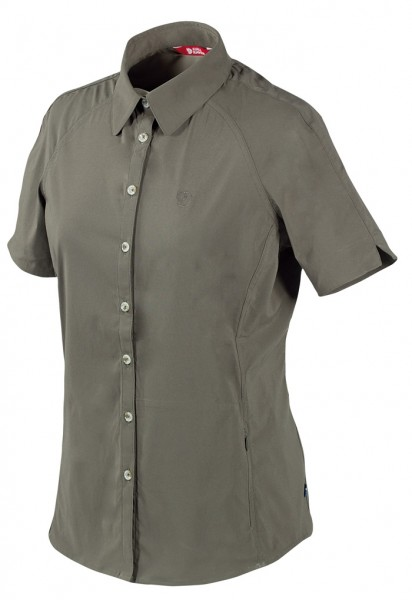 Damen Fjällräven Marula Shirt Tarmac