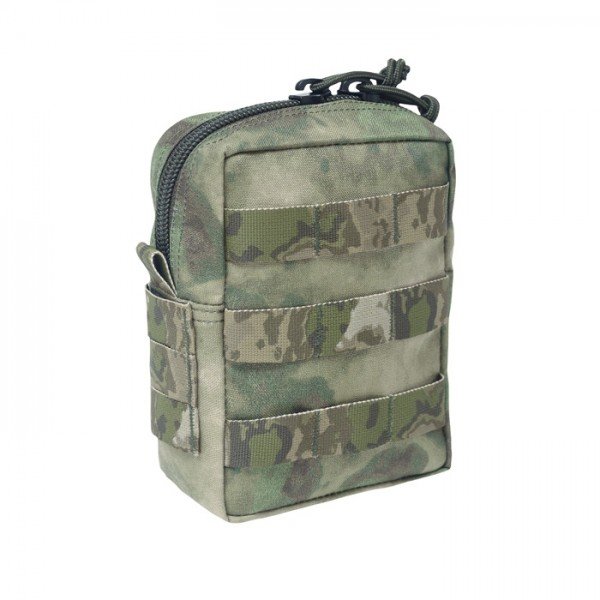 Warrior Small Molle Medic Pouch A-Tacs FG