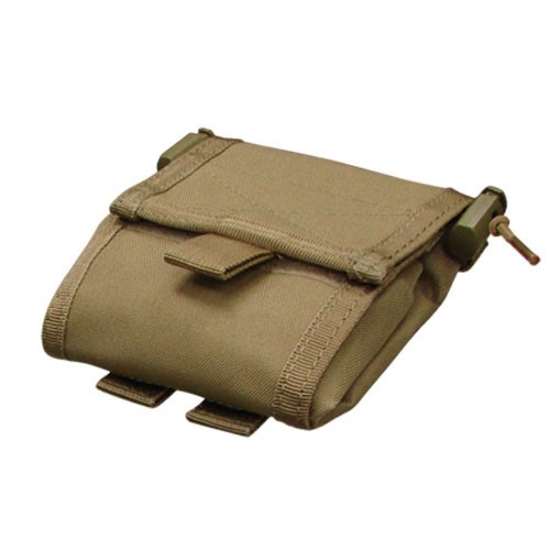 Condor Roll-Up Utility Pouch Coyote
