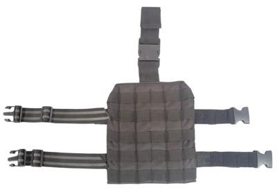 Mil-Tec Modular Beinplatte Schwarz