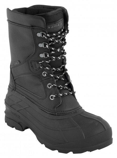Kamik Winter Boots Nation Pro Black