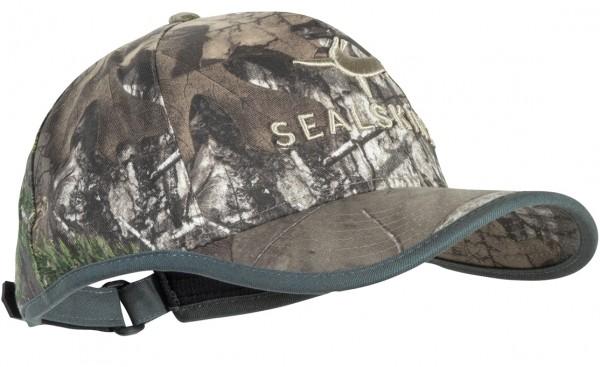 SealSkinz Waterproof Cap Realtree