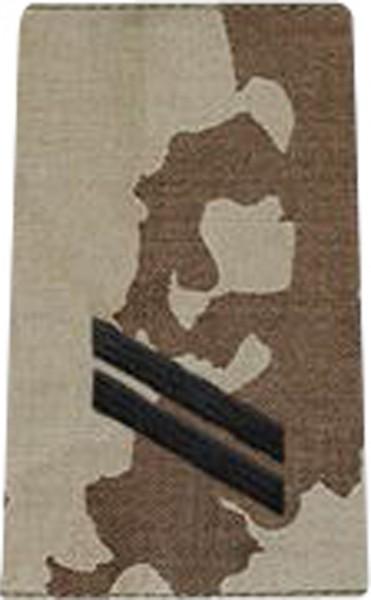 BW Rangschl. Obergefreiter Tropentarn/Schwarz