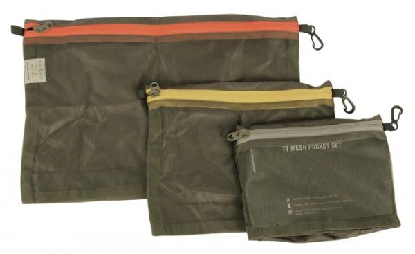 Tasmanian Tiger Mesh Pocket Set Netzbeutel