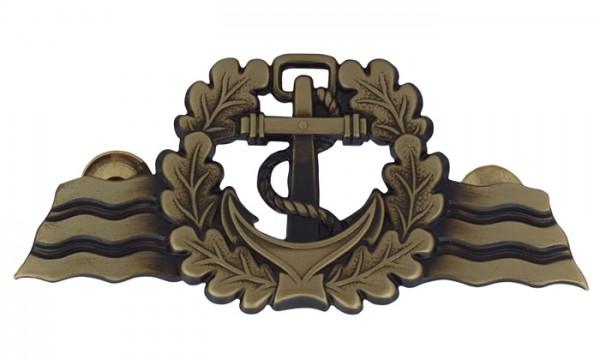 BW Tätigkeits-Abz. Seefahrendes Personal Bronze