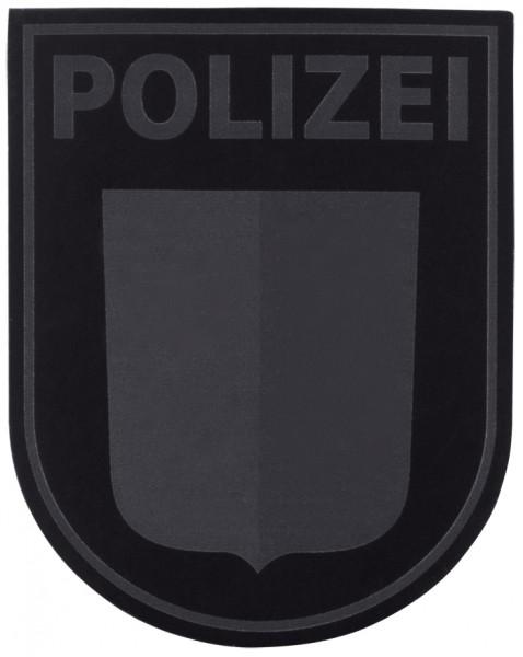 Infrarot Patch Polizei Schleswig-Holstein Blackops