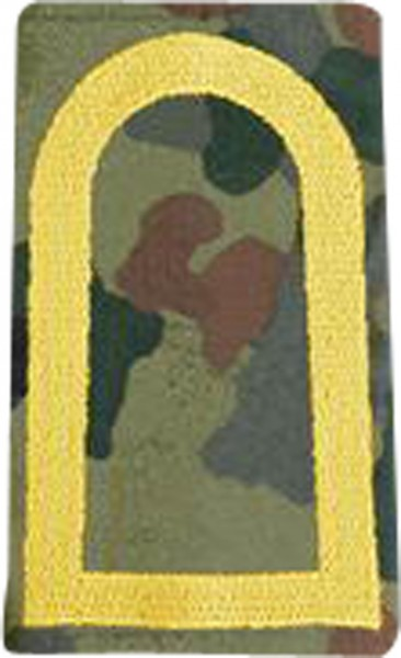 BW Rangschl. Obermaat Marine Tarn/Gold