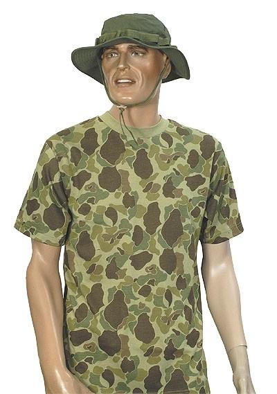 US T-Shirt Duck Hunter Tarn