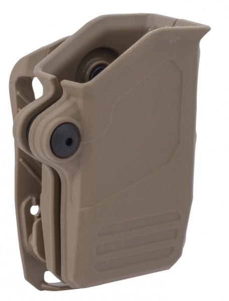 Radar Magazinhalter 9 mm Doppelreihig
