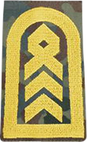 BW Rangschl. Oberstabsbootsmann Marine Tarn/Gold