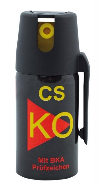 CS KO Verteidigungsspray 40ml