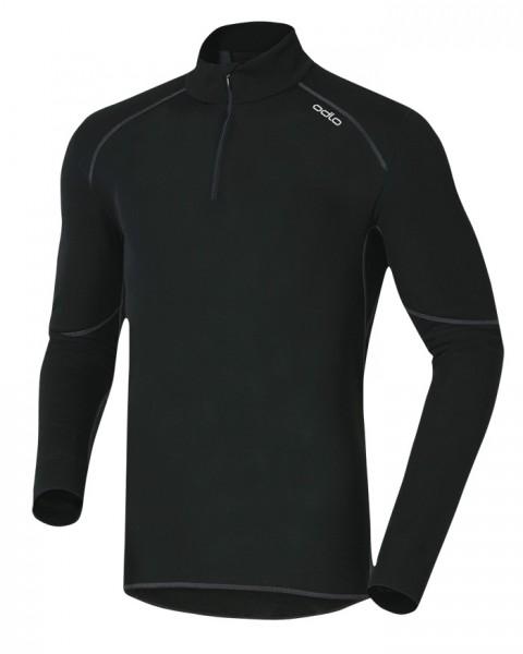Odlo Rollkragen Unterhemd mit RV X-Warm