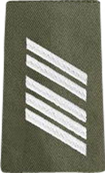 BW Rangschl. Oberstabsgefreiter Heer Oliv/Silber