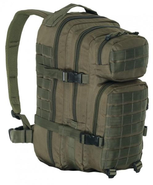 US Assault Pack Jump Oliv