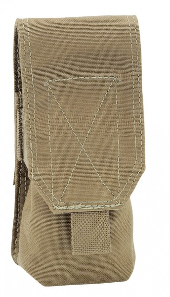 Warrior Single M4 Mag Pouch Coyote