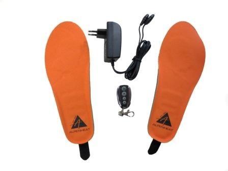 ALPENHEAT Schuhheizung HotSole Wireless