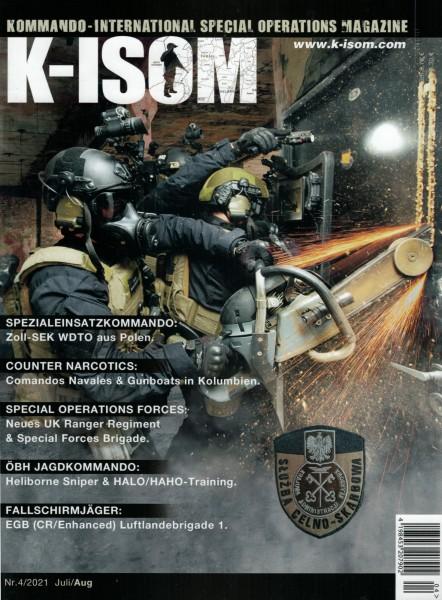 Kommando Magazin K-ISOM Ausgabe: 76 Nr. 4/2021