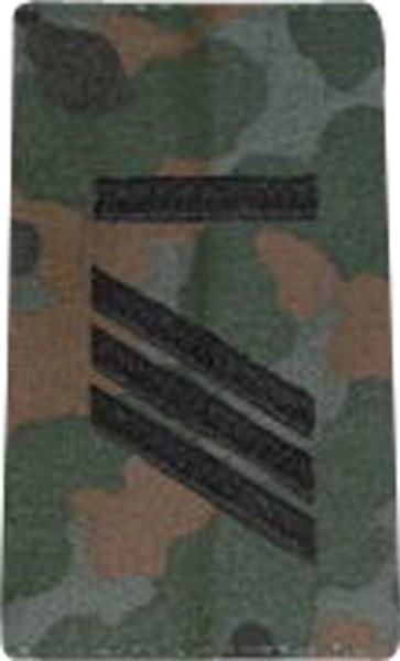 BW Rangschl. Hauptgefreiter UA Tarn/Schwarz