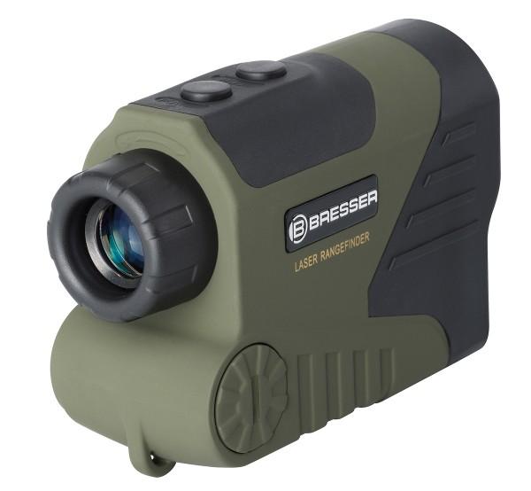 Bresser Laser Entfernungs- & Speedmesser 6x24 800m