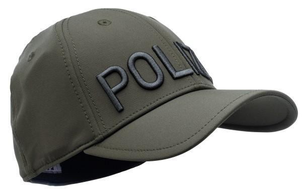 5.11 Tactical Polizei Cap Softshell Steingrauoliv