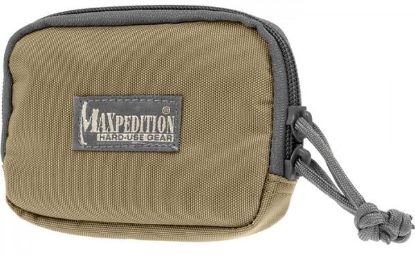 Maxpedition Hook & Loop 5 x 7 Zipper Pocket