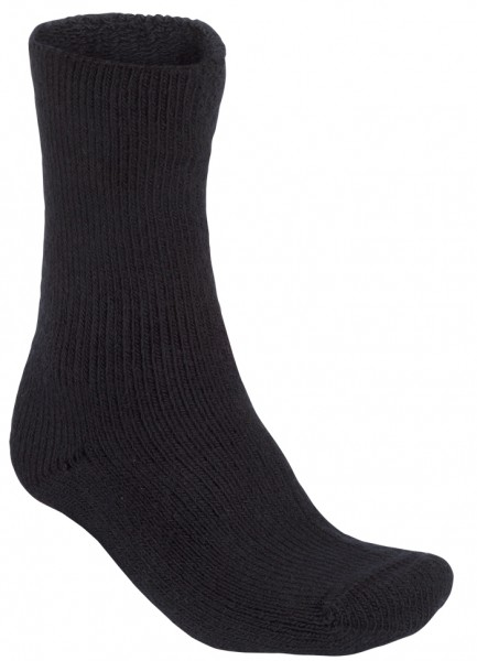 Woolpower Arctic Socken Schwarz 800g
