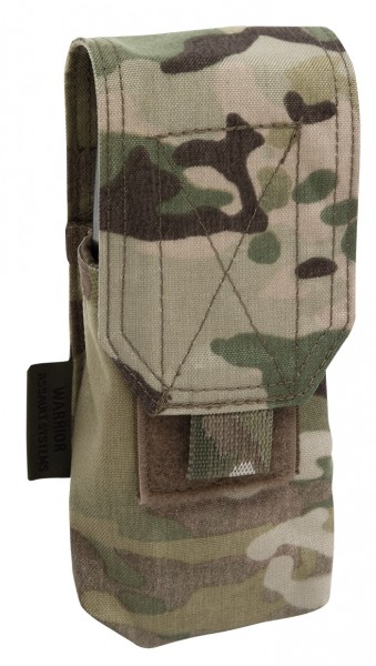 Warrior Single Covered G36 Mag Pouch Multicam