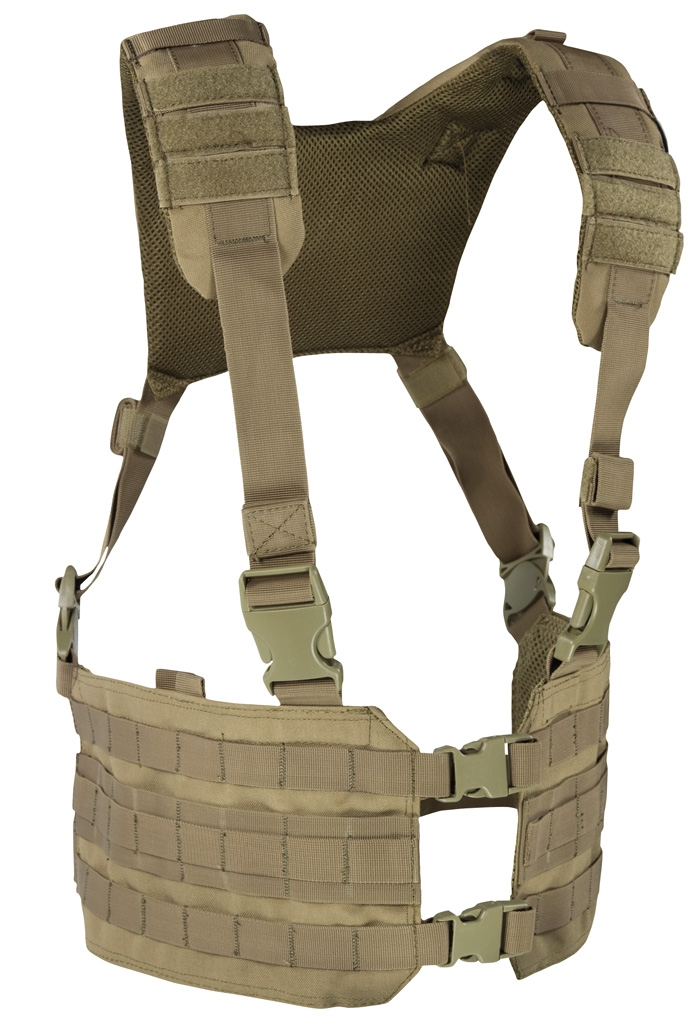 Condor Chest Rig Ronin MCR7 Coyote Recon Company - Outdoor, Military, Police - Tactical Clothing and Equipment