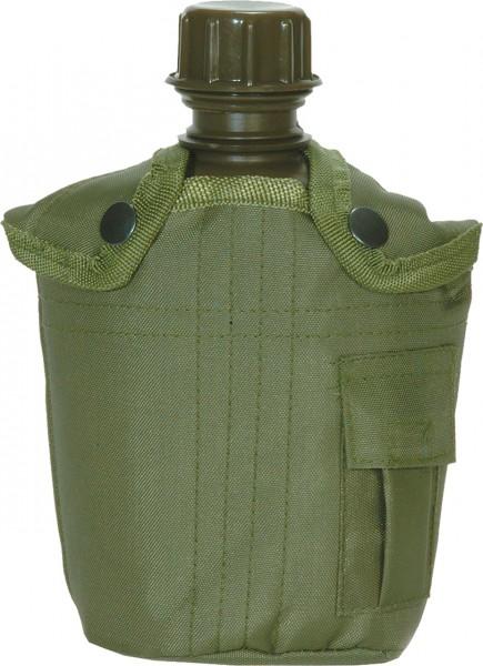 US Feldflasche Kunststoff 1 Liter Import