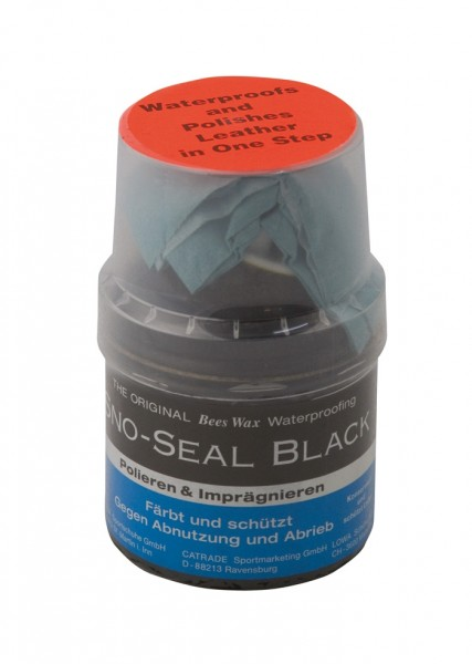 Sno-Seal Schuhpflege Wax Schwarz 100g