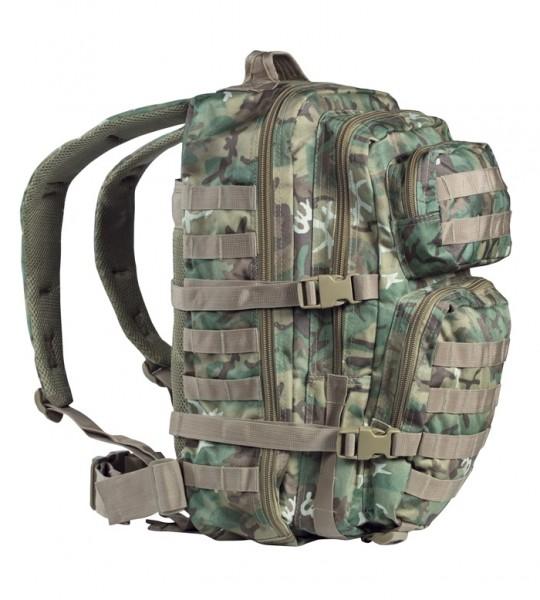 US Assault Pack Jump Arid-Woodland