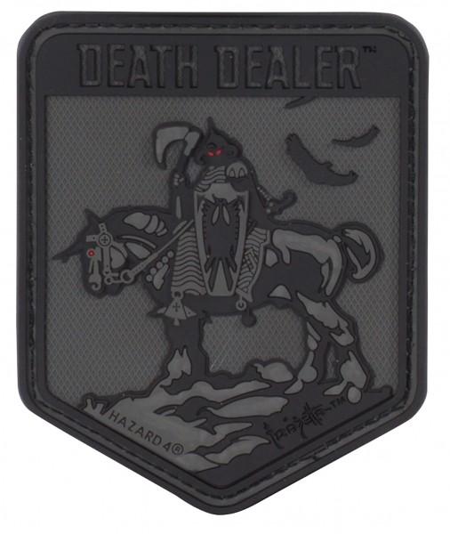 Hazard 4 Rubber Patch DEATH DEALER