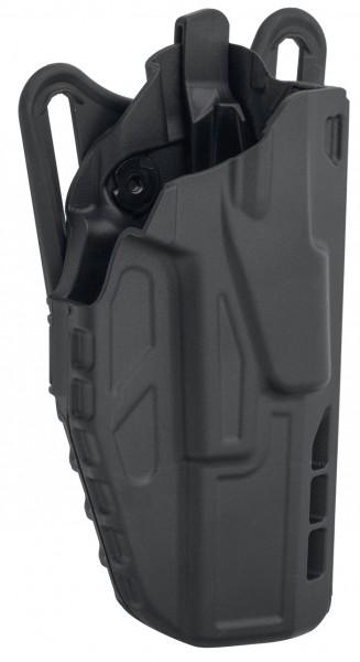 Gürtelholster Safariland 7377 Glock 17, 22 Rechts