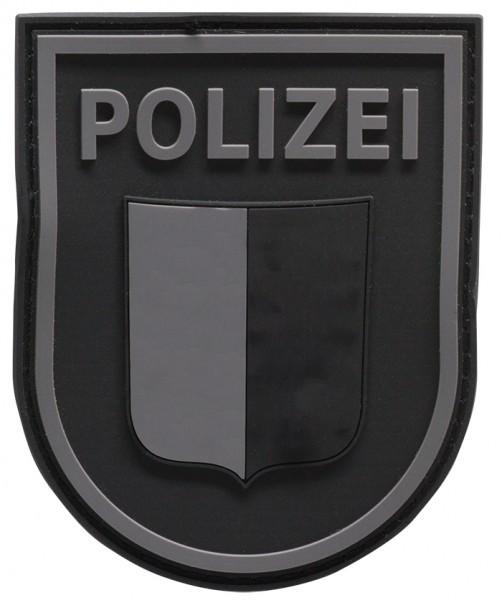 3D Ärmelabzeichen Polizei Schleswig Holstein (Blackops)