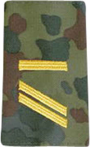 BW Rangschl. Obergefreiter-UA Marine Tarn/Gold