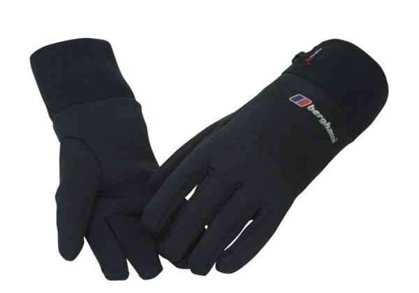 Berghaus Handschuhe Power Stretch Glove Schwarz