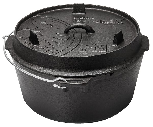 Petromax Feuertopf Dutch Oven ft9-t (ohne Füße)