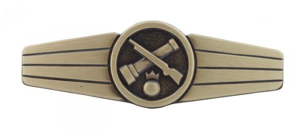 BW Tätigkeits-Abz.Rohrwaffenpersonal Bronze