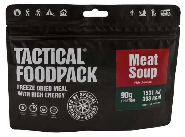 Tactical Foodpack - Fleischsuppe